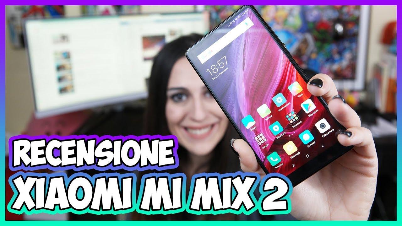Recensione Xiaomi Mi Mix 2, il borderless con pochi difetti thumbnail