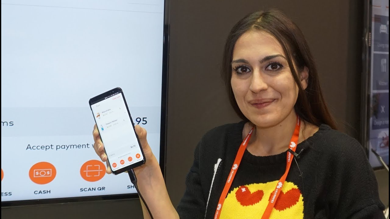 Con Mastercard lo smartphone diventa un POS | MWC 2018 thumbnail