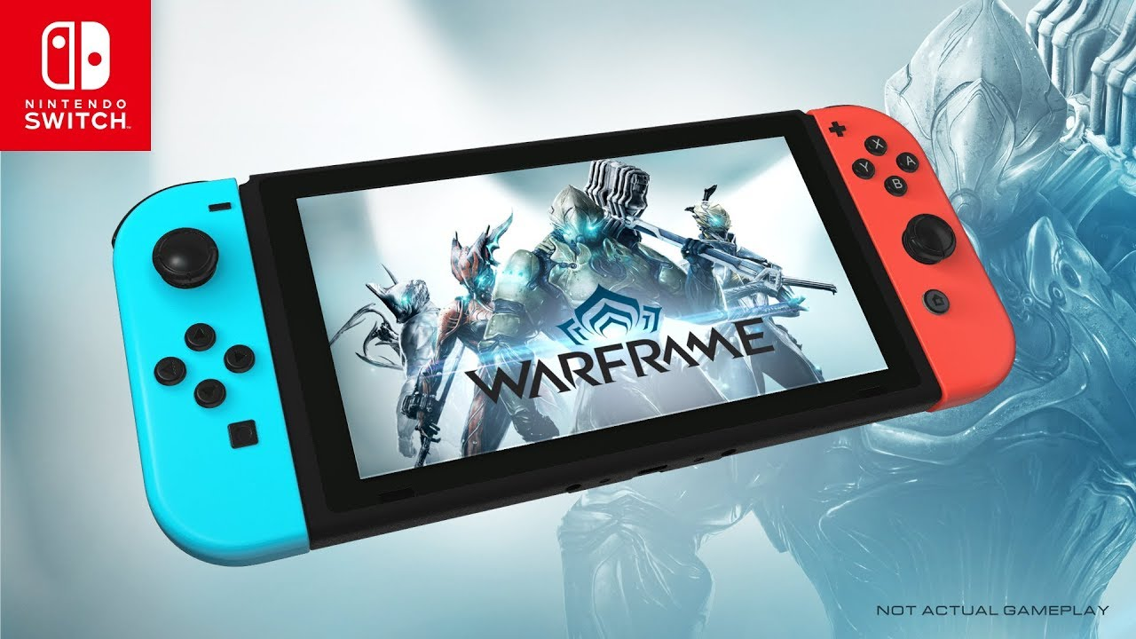 Warframe arriva anche su Nintendo Switch thumbnail