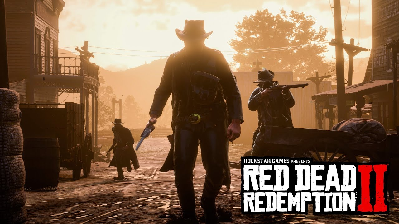 Red Dead Redemption 2: ecco il primo video gameplay thumbnail