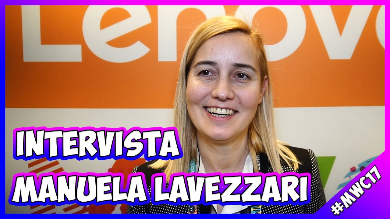 [Intervista] Manuela Lavezzari: perché dovremmo comprare un PC targato Lenovo? thumbnail