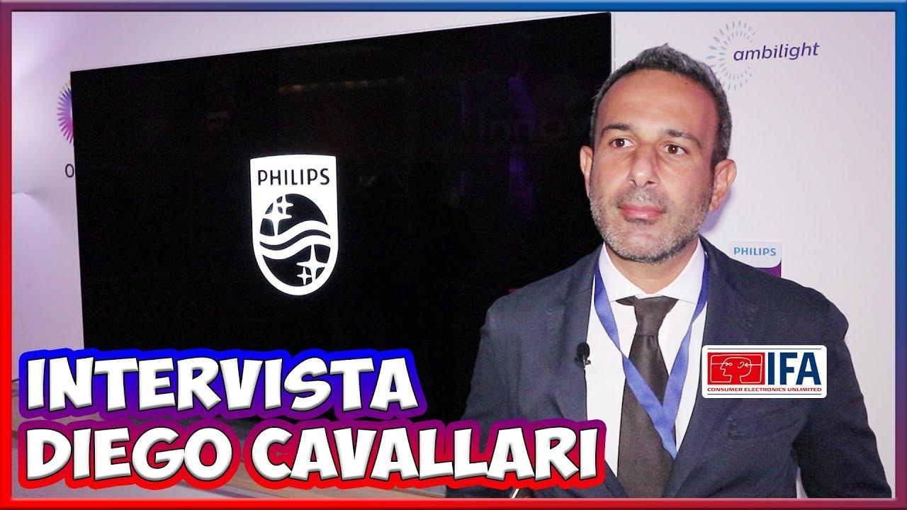 [IFA 2017] Davide Cavallari ci racconta i nuovi TV Philips thumbnail