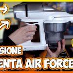 Recensione Rowenta Air Force 360