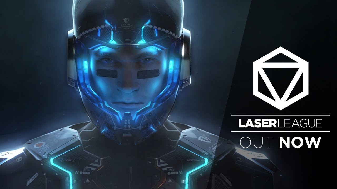 Laser League è disponibile da oggi su PlayStation 4, Xbox One e PC thumbnail