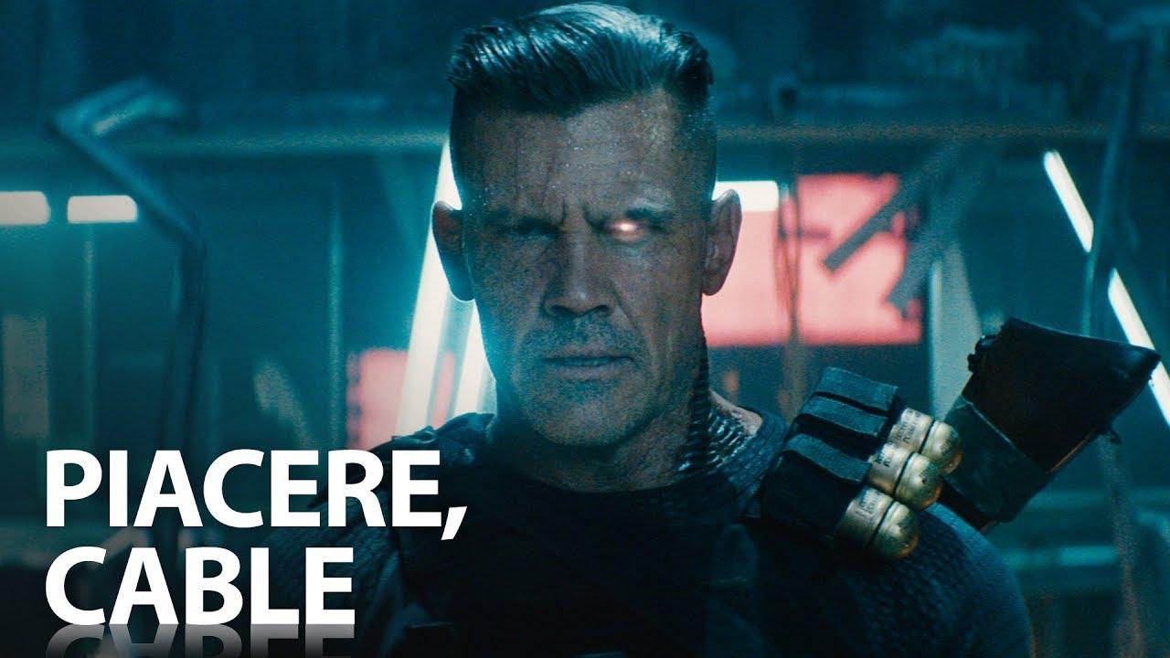 Deadpool 2: il Mercenario Chiacchierone incontra Cable nel nuovo trailer thumbnail