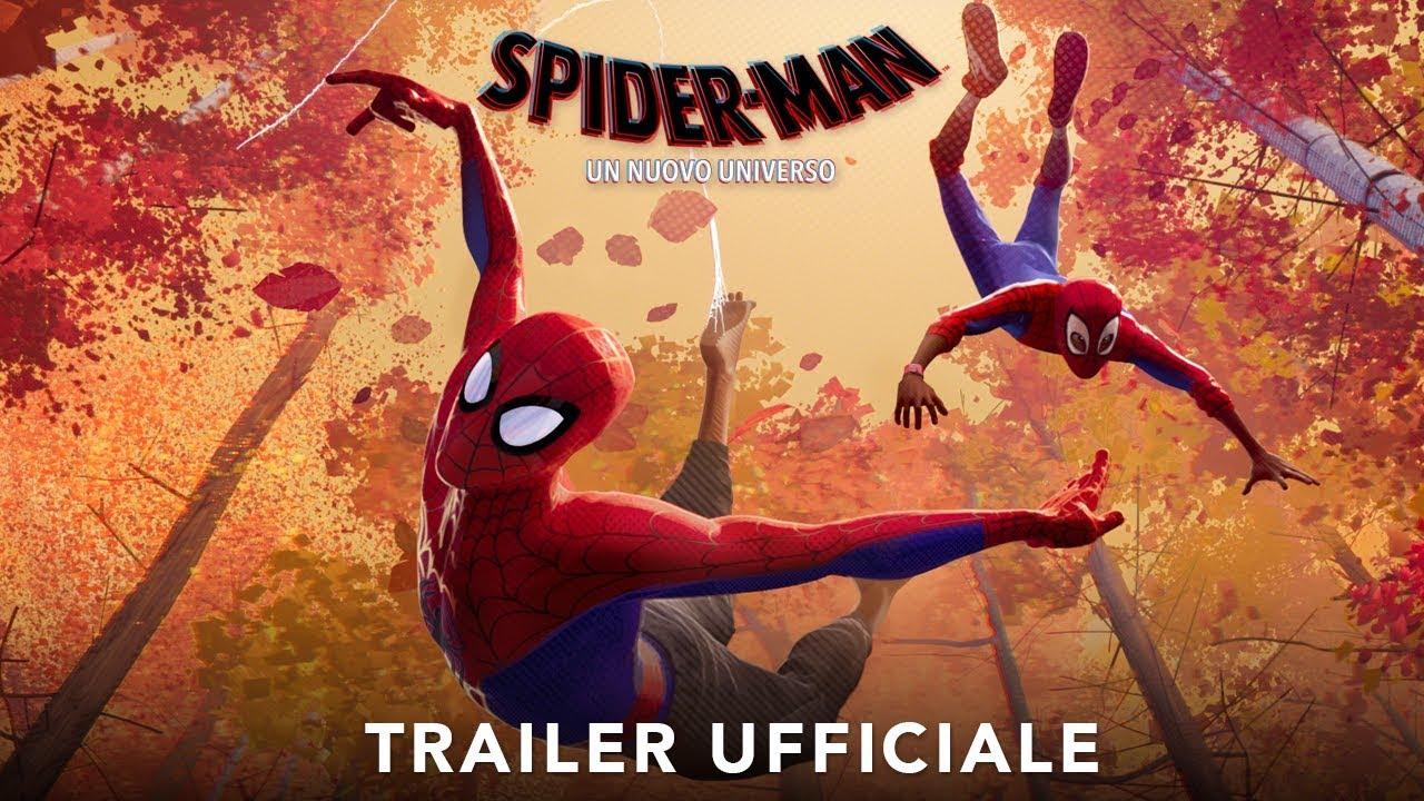 Spider-Man: Un Nuovo Universo, Miles incontra Peter Parker nel nuovo trailer thumbnail