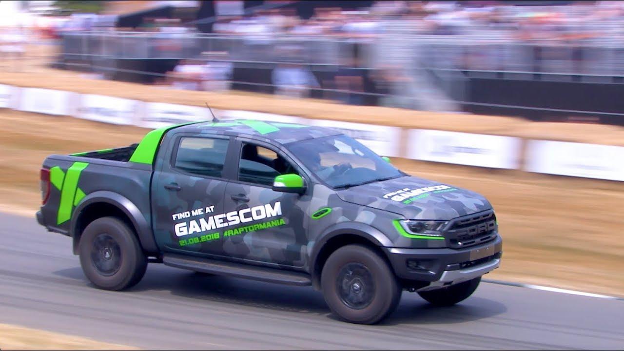 Ford alla Gamescom per svelare un nuovo esemplare di Performance Car thumbnail
