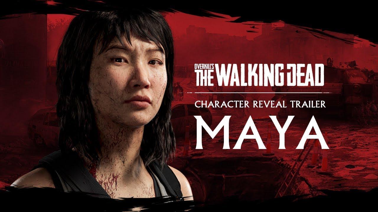 Overkill's The Walking Dead: uno spettacolare trailer dedicato a Maya thumbnail