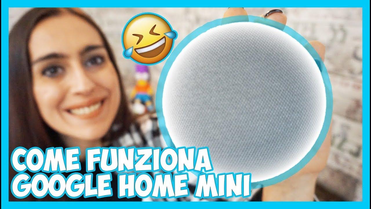 Recensione Google Home Mini: cos'è e come funziona il piccolo assistente per la casa thumbnail