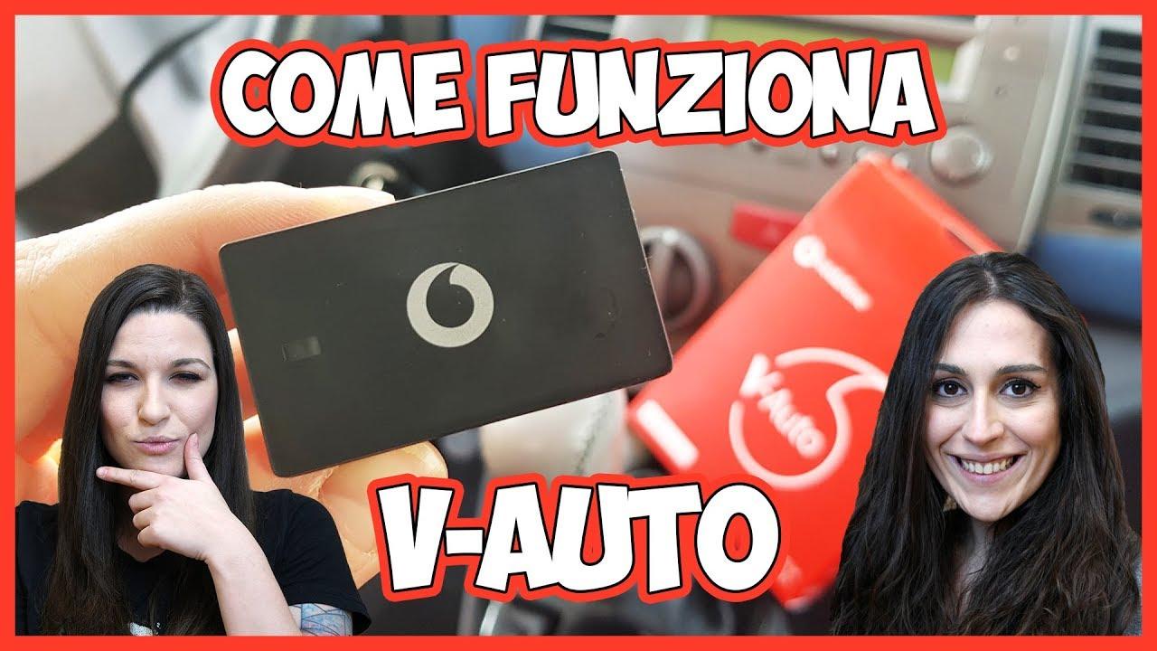 [Recensione] V-Auto by Vodafone: cos'è e come funziona thumbnail