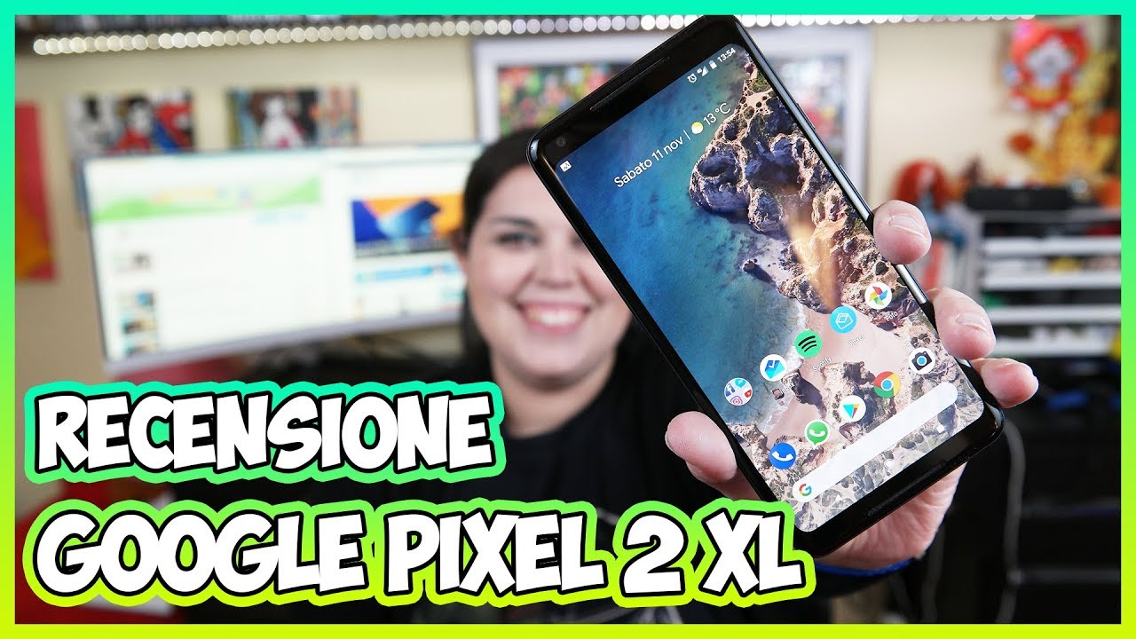 [Recensione] Google Pixel 2 XL: il super smartphone di Google thumbnail