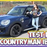 MINI Cooper S E Countryman All4 test drive