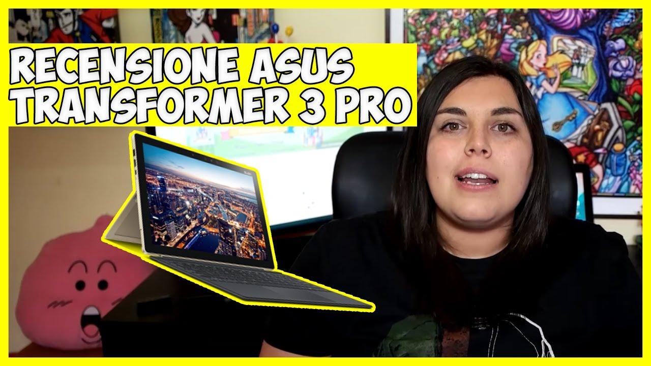 Asus Transformer 3 Pro: la nostra recensione thumbnail