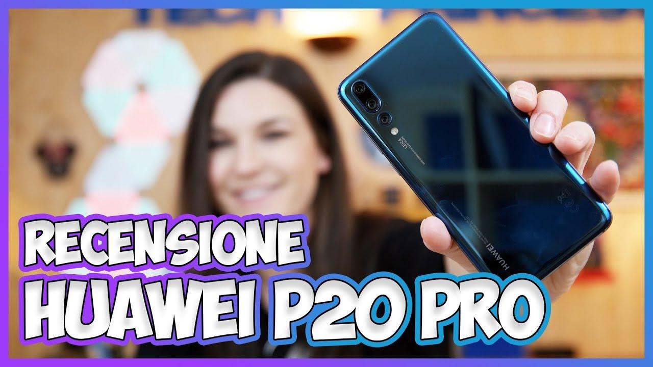 Huawei P20 Pro, recensione completa del super top di gamma thumbnail