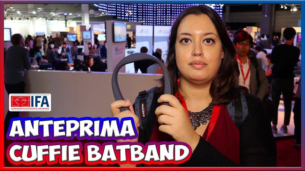[IFA 2017] Batband: le cuffie a conduzione ossea thumbnail