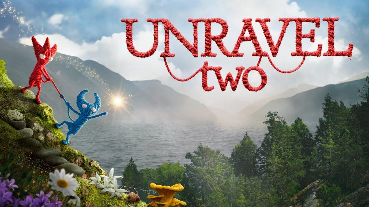 Unravel Two è ufficiale e disponibile già da oggi thumbnail