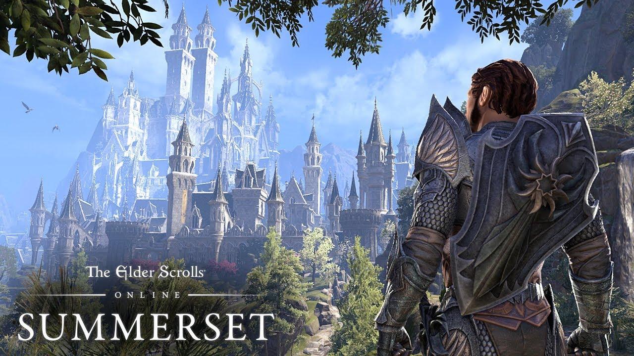 The Elder Scrolls Online, alla scoperta di Summerset nel nuovo trailer thumbnail