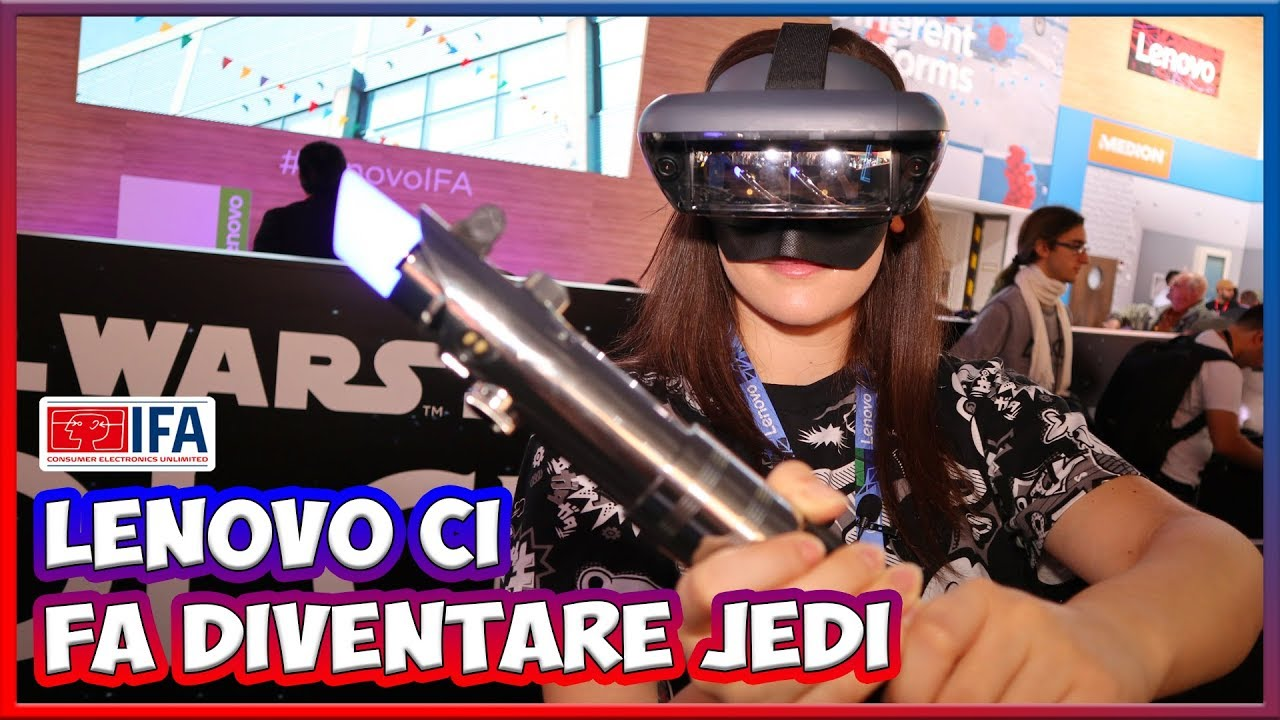 Star Wars Jedi Challenges: provato in anteprima a IFA 2017 thumbnail