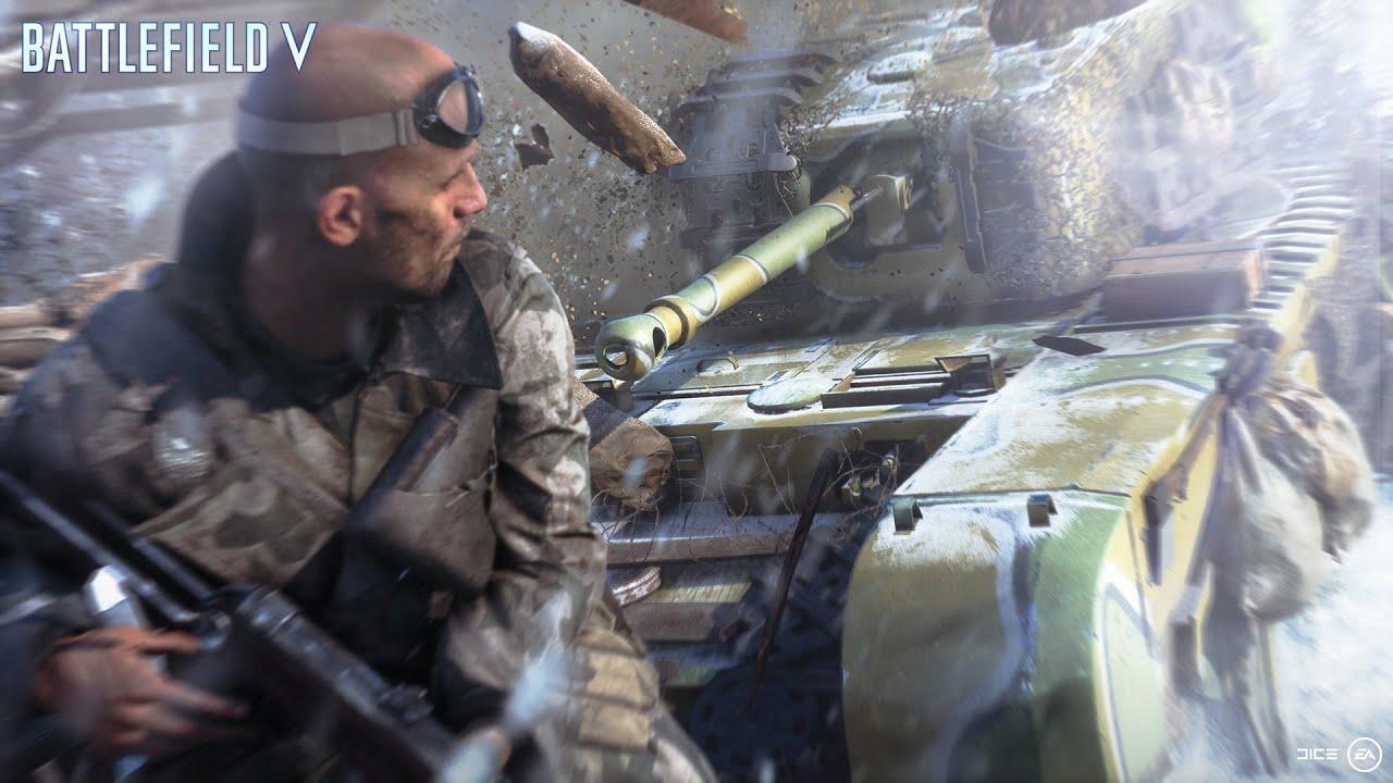 Battlefield V, ecco il primo trailer della modalità multiplayer thumbnail