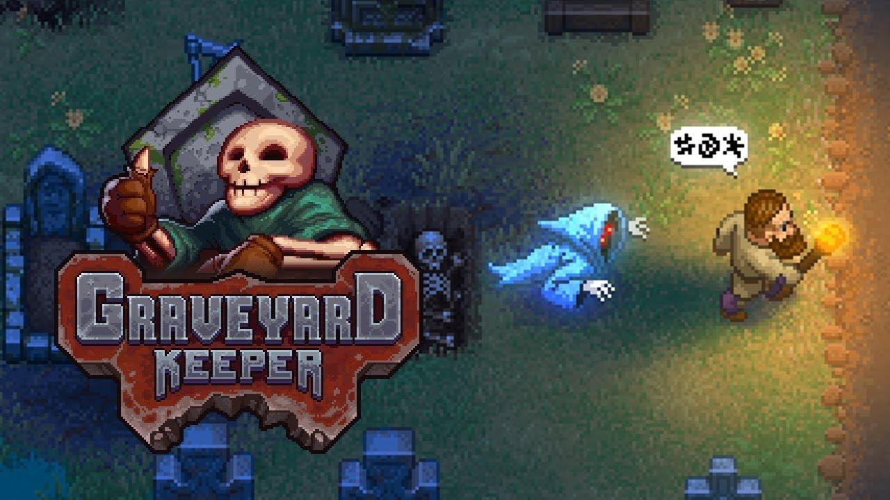 Graveyard Keeper, ovvero come gestire un cimitero nel Medioevo thumbnail