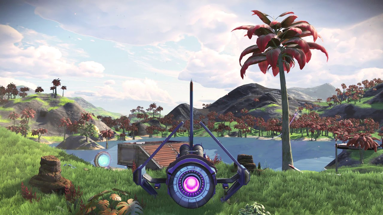No Man's Sky accoglie il multiplayer con l'update NEXT, ecco il trailer thumbnail