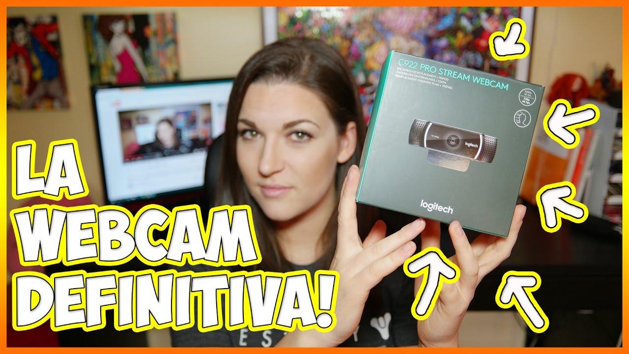 [Recensione] Logitech C922 Pro Stream: la webcam dedicata ai gamer thumbnail