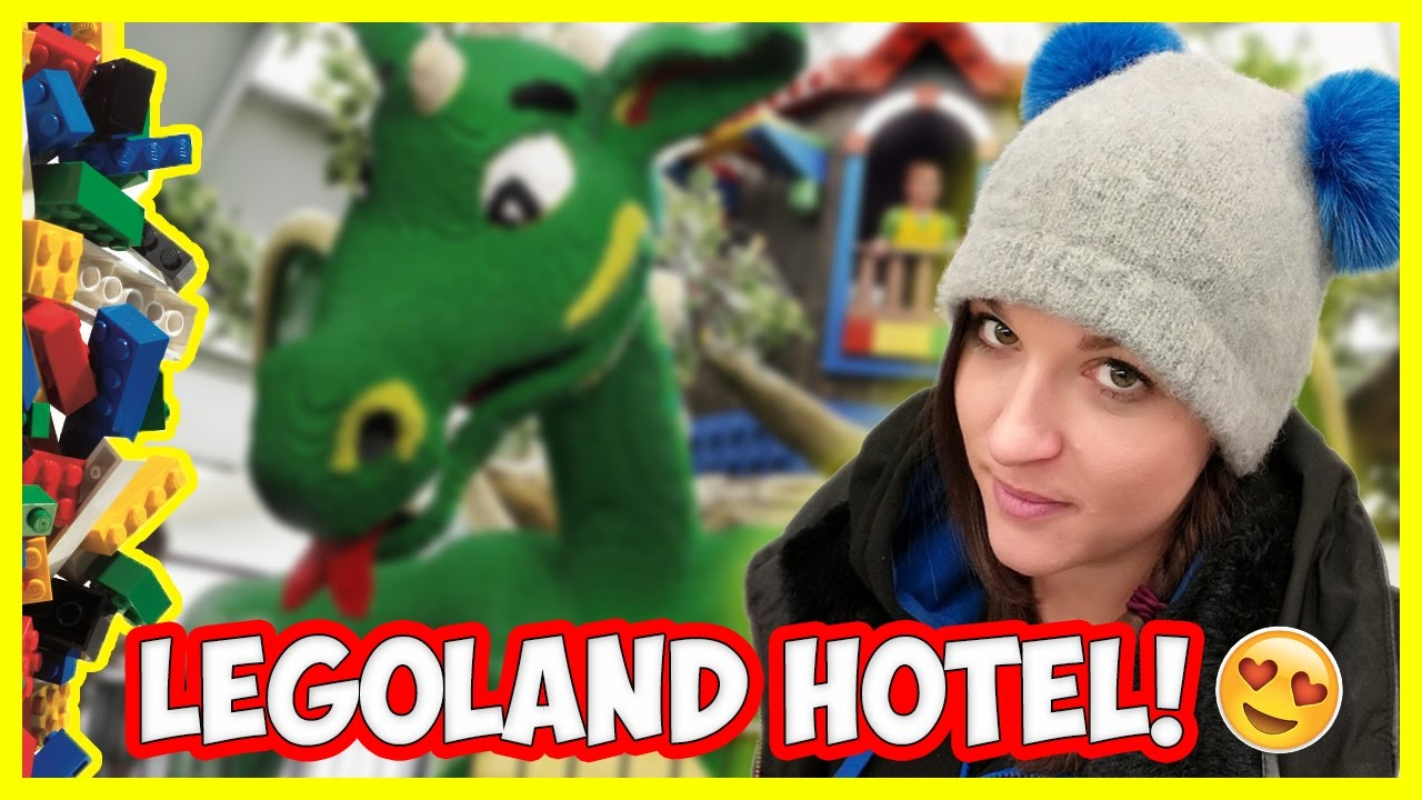 [VLOG] LEGOLAND hotel, un posto per adulti! thumbnail