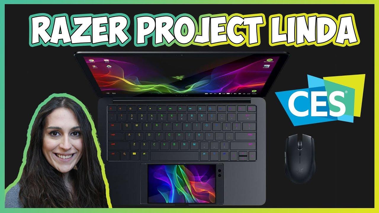 [CES 2018] Razer Project Linda, l'ibrido fra smartphone e PC portatile è realtà thumbnail