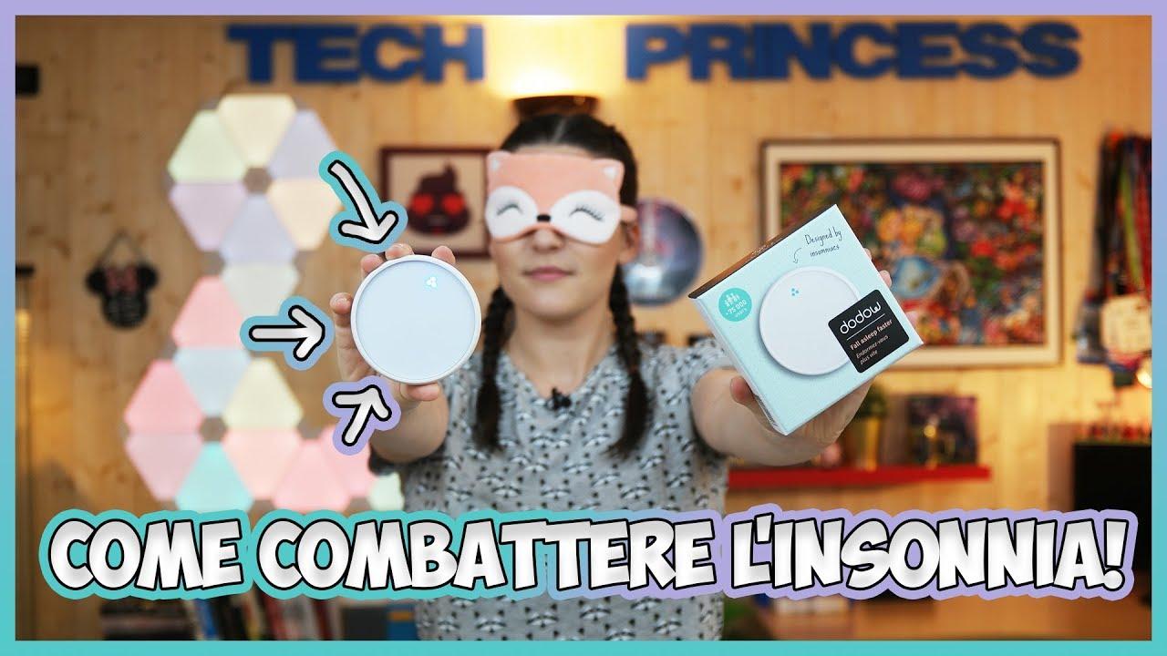 Combattere l'insonnia con Dodow: recensione del device che ti insegna a respirare thumbnail