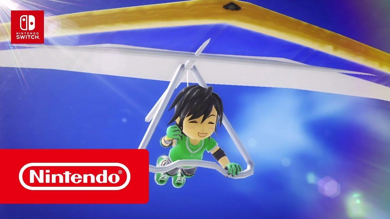 Go Vacation: Nintendo e Bandai Namco annunciano la data d'uscita thumbnail