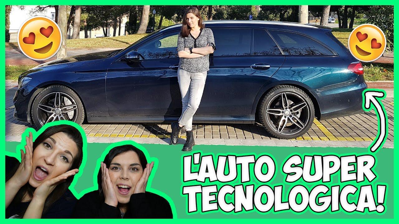 Mercedes-Benz Classe E: l'auto super tecnologica! thumbnail
