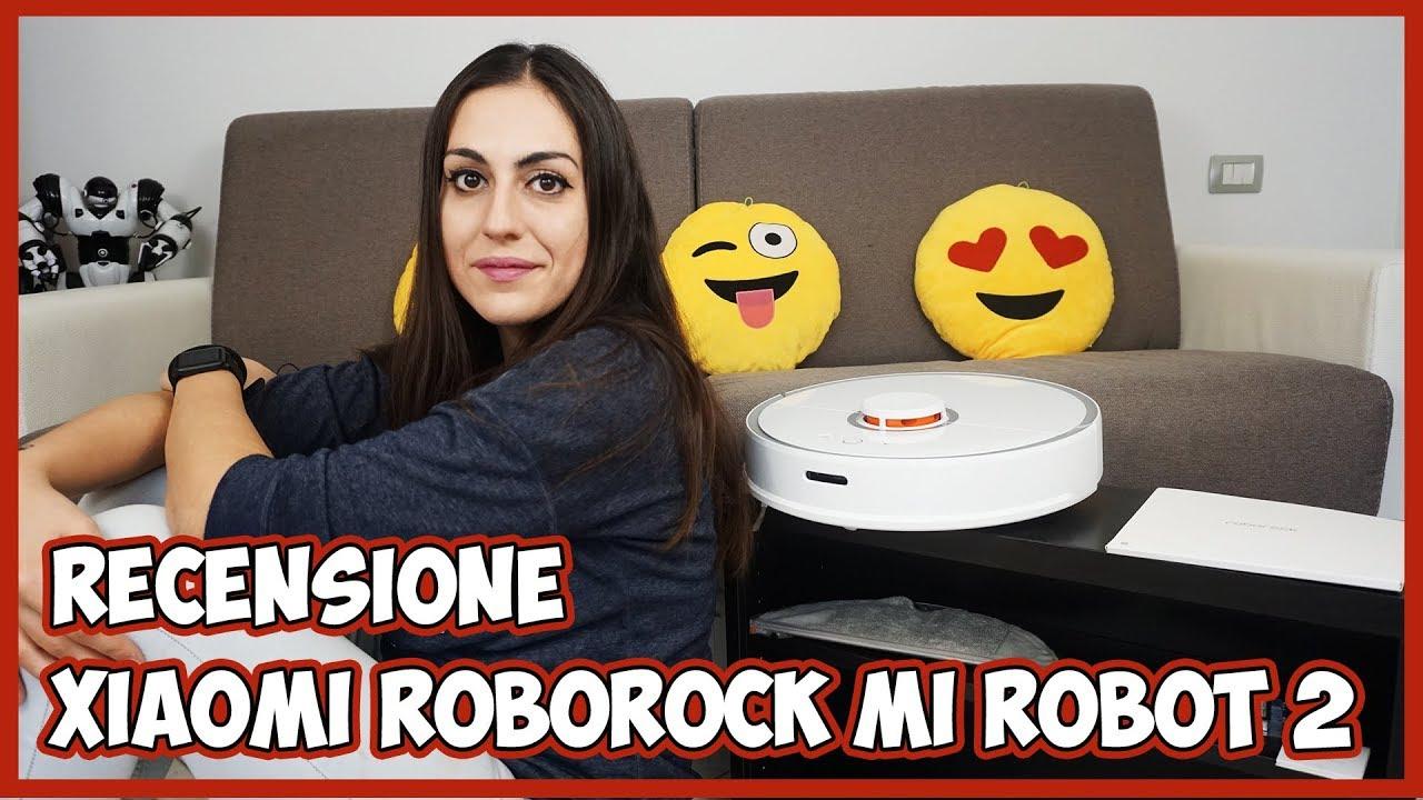 Recensione Xiaomi Roborock  Mi Robot 2 Vacuum: il robot aspirapolvere super indipendente thumbnail