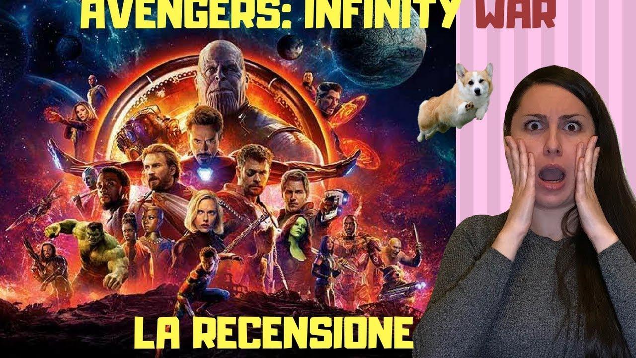 Avengers: Infinity War – La nostra recensione thumbnail