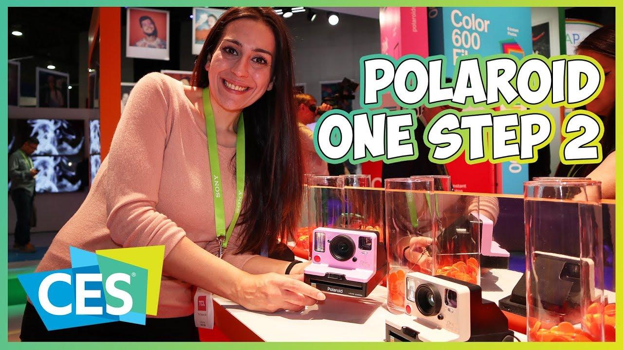 [CES 2018] Polaroid OneStep 2, la nostra anteprima thumbnail
