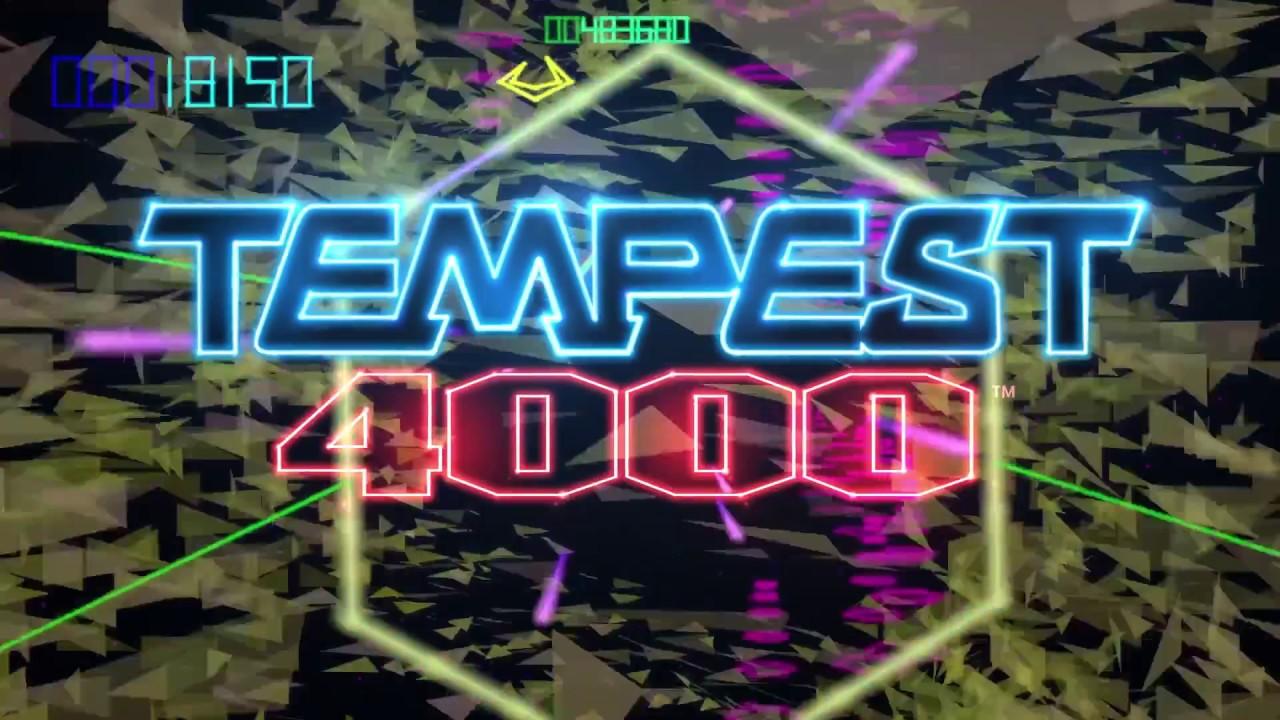 Tempest 4000, lo storico arcade torna su PS4, Xbox One e PC thumbnail