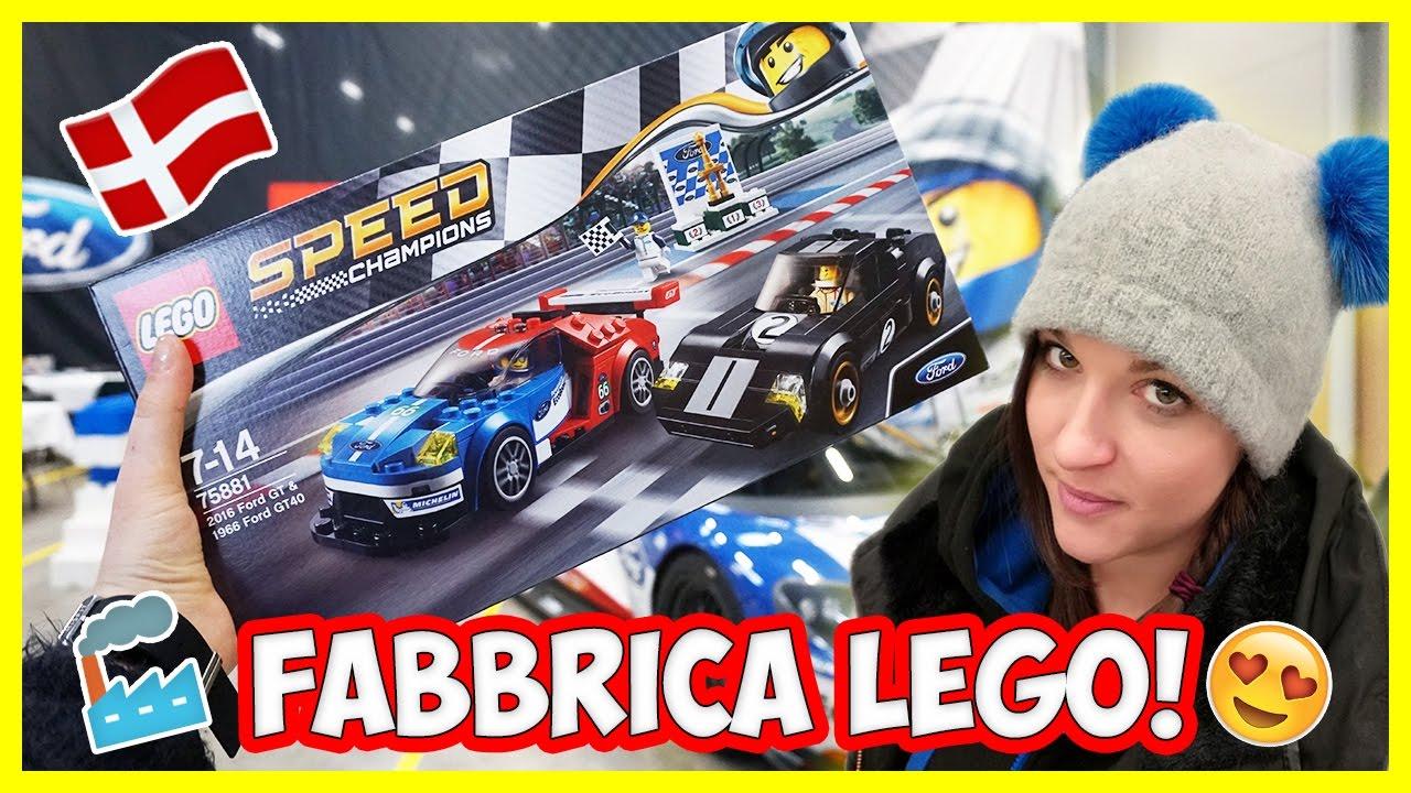 [VLOG] Ho visitato la fabbrica LEGO in Danimarca! thumbnail