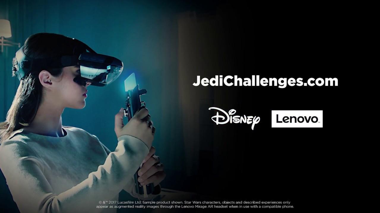 Star Wars: Jedi Challenges, ecco la nuova esperienza di realtà aumentata thumbnail