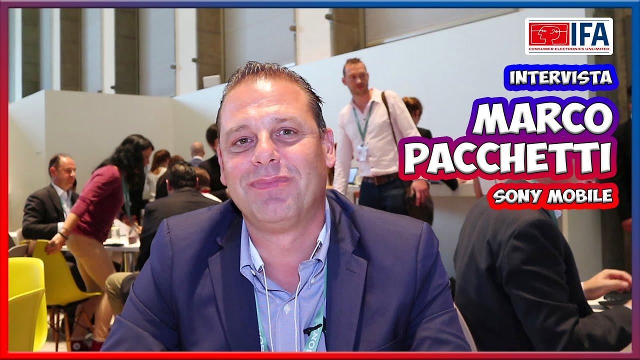 [IFA 2017] Marco Pacchetti illustra le novità di Sony Mobile thumbnail