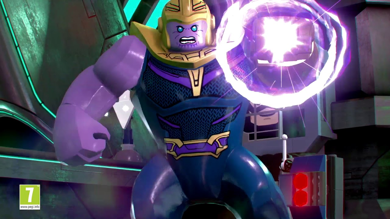 LEGO Marvel Super Heroes 2: disponibile il DLC dedicato a Infinity War thumbnail