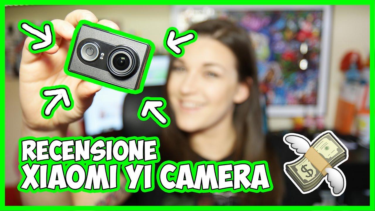 [Recensione] Xiaomi YI Camera: la action cam super low cost thumbnail
