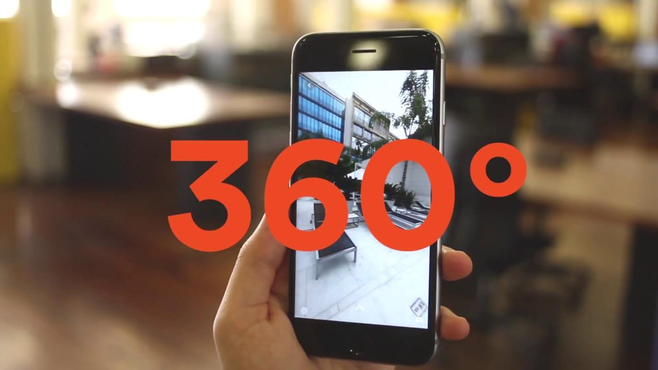 Esplorate la vostra futura camera d'albergo usando la realtà virtuale thumbnail