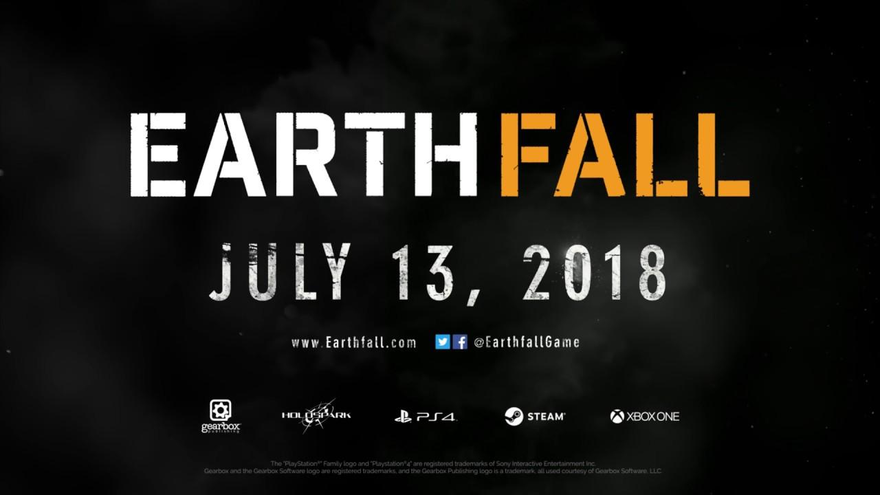 Earthfall arriverà il 13 luglio su PlayStation 4, Xbox One e PC thumbnail