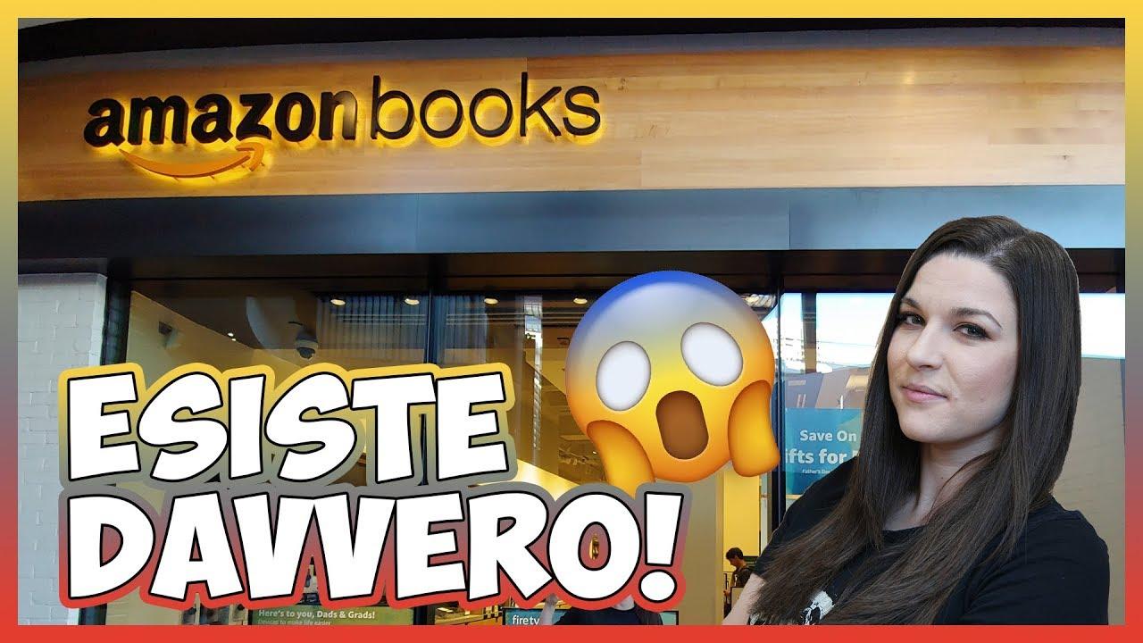 Amazon Books: abbiamo visitato il negozio fisico Amazon di Los Angeles thumbnail
