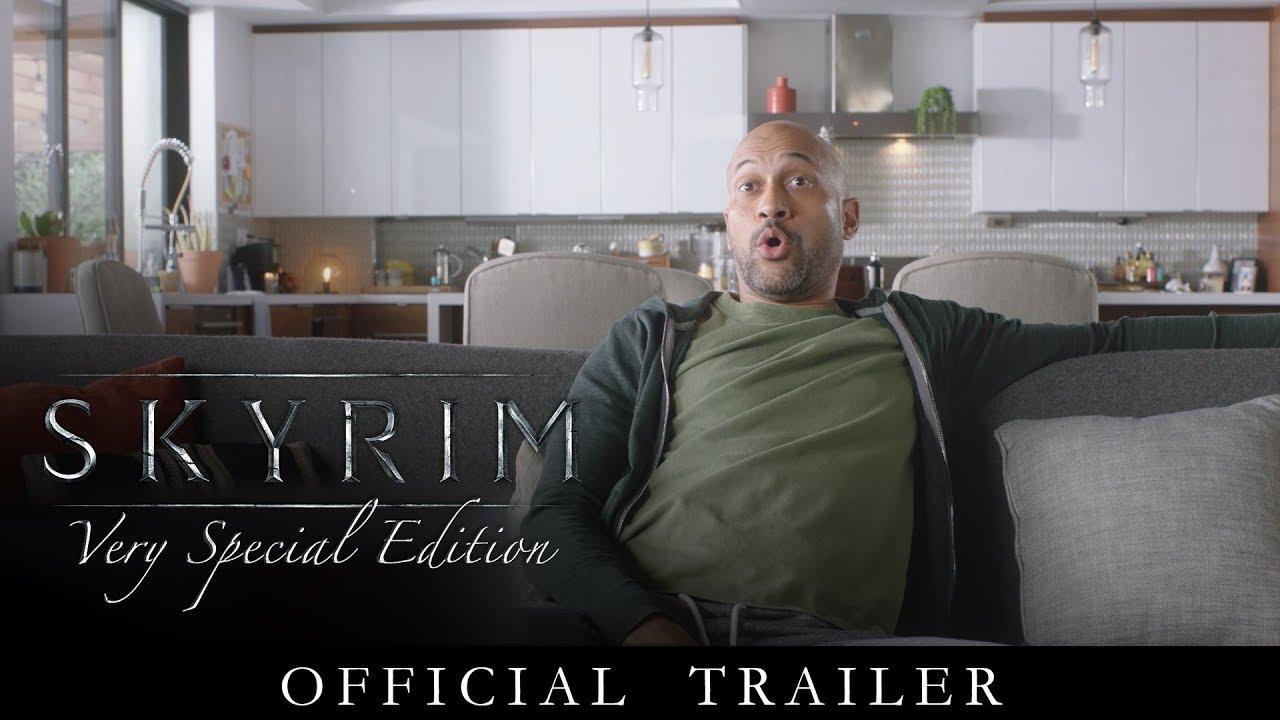 Da oggi potete giocare a Skyrim con Alexa, ecco la Very Special Edition thumbnail