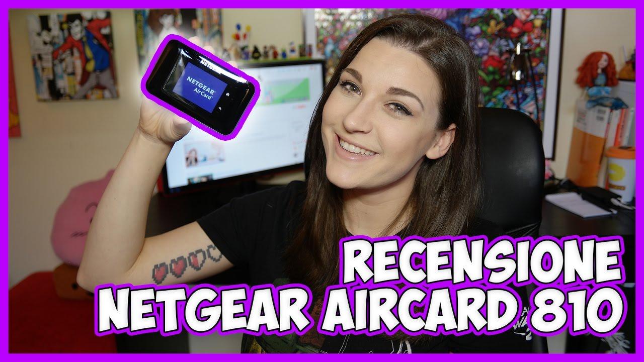 [Recensione] Netgear AirCard 810: l'hotspot dei desideri thumbnail