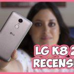 lg k8 2017 recensione