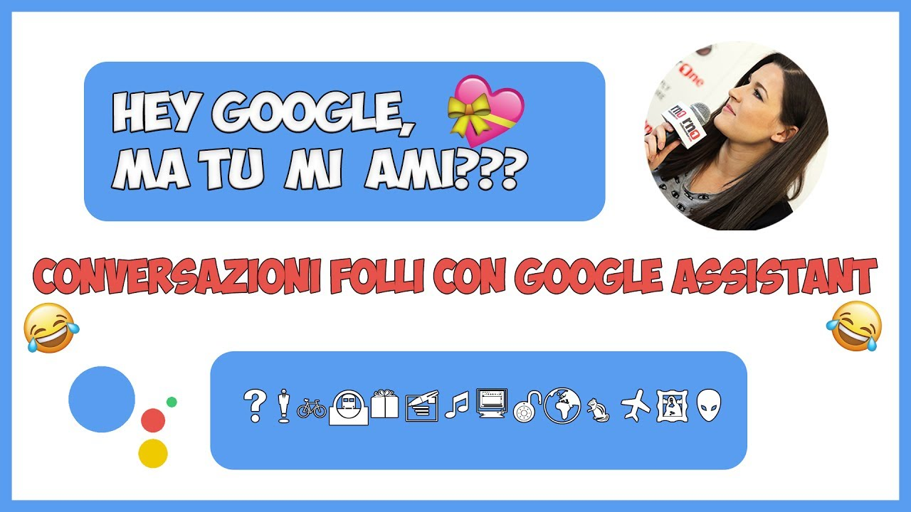 [Video] Conversazioni folli con Google Assistant thumbnail