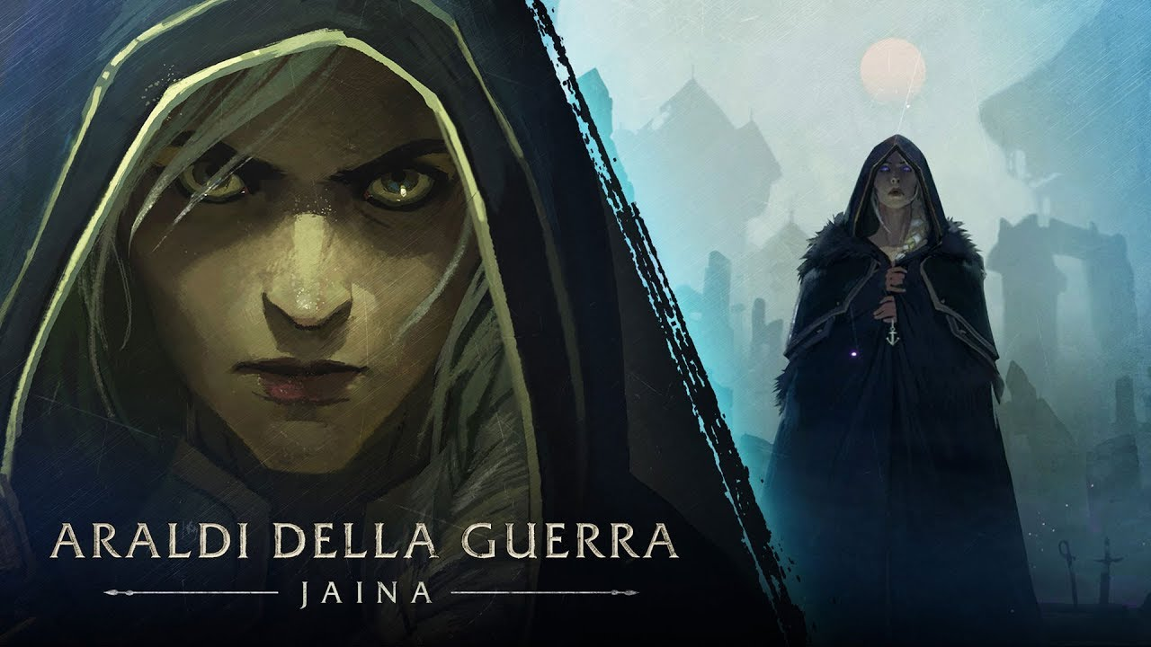 """World of Warcraft Araldi della Guerra, ecco il corto """"Jaina"""" thumbnail"""