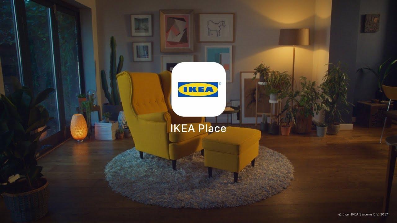 Ikea Place: scegli i mobili Ikea grazie alla realtà aumentata thumbnail
