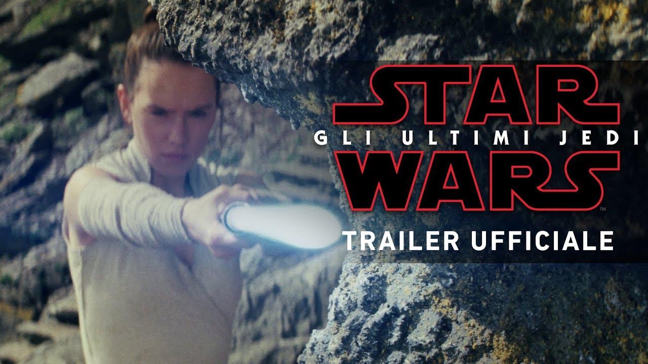 Ecco il nuovo trailer di Star Wars: Gli Ultimi Jedi thumbnail